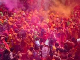 一夜刷屏的印度小姐姐,碧绿眼睛,神仙颜值,一笑惊艳数十万人!