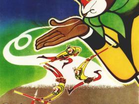 影响宫崎骏一生的中国动画片《大闹天宫》,到底有多辉煌?
