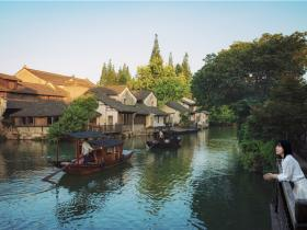 刘若英再回乌镇:喜欢清晨的乌镇,因为有生活本来的样子