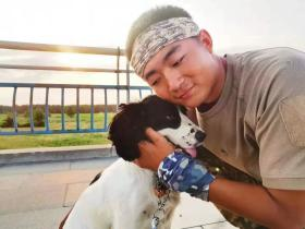 一人一狗徒步去西藏:它不是一只狗,它是我的战友