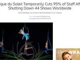 这个全世界唯一拒绝动物表演的马戏团,要倒闭了…