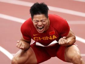 """苏炳添百米决赛名列第六,但你已是中国体育史上""""永远的神"""""""