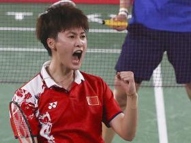 """曾被国家队""""退货""""的假小子,陈雨菲羽毛球女单决赛不留遗憾"""