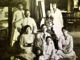 历史上一位伟大的父亲 六个子女都是20世纪的风云人物