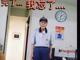 94岁的东北老人在台湾成网红,论秀恩爱,你们还嫩着呢