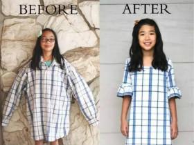 这位服装设计师妈妈爆红网络,却给三个孩子只穿旧衣服