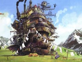 《哈尔的移动城堡》剧照及隐喻,苏菲所受的诅咒是什么?