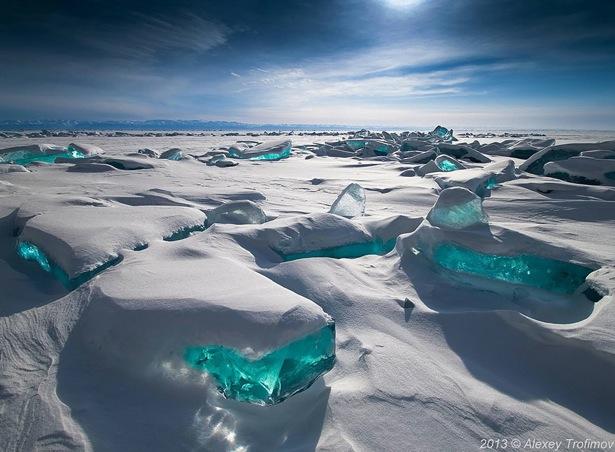 地球上罕见的绝美风景,有种来自外星球的感觉(二)