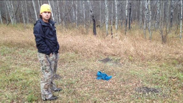 20只小狗被人扔在荒野里等死 还好被及时发现
