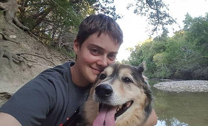 心爱的狗狗不幸患上癌症,主人在它临终前实现了自己的诺言