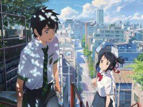 日记:《你的名字。》,是第二部让我记住的日本动画电影