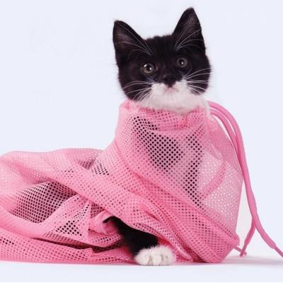 洗猫袋,猫咪洗澡神器,宠物剪指甲打针防抓咬