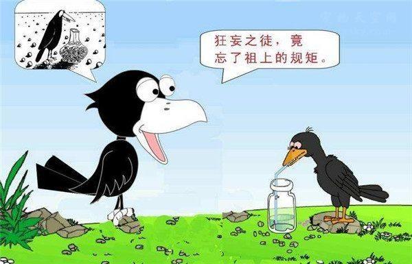 乌鸦为什么非常聪明?